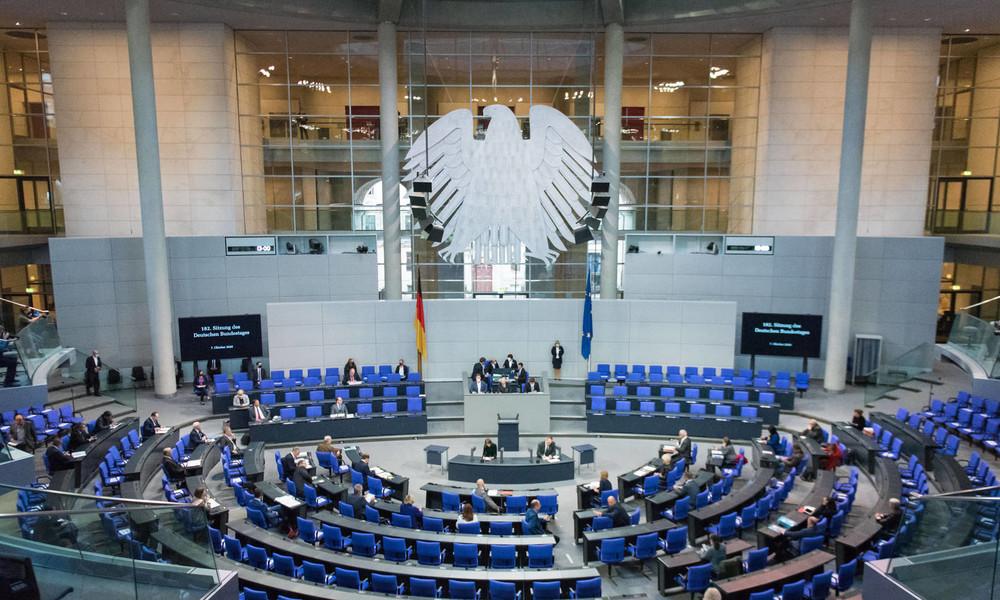183. Sitzung des Bundestages - Fachkräfteeinwanderung, Bundeswahlgesetz