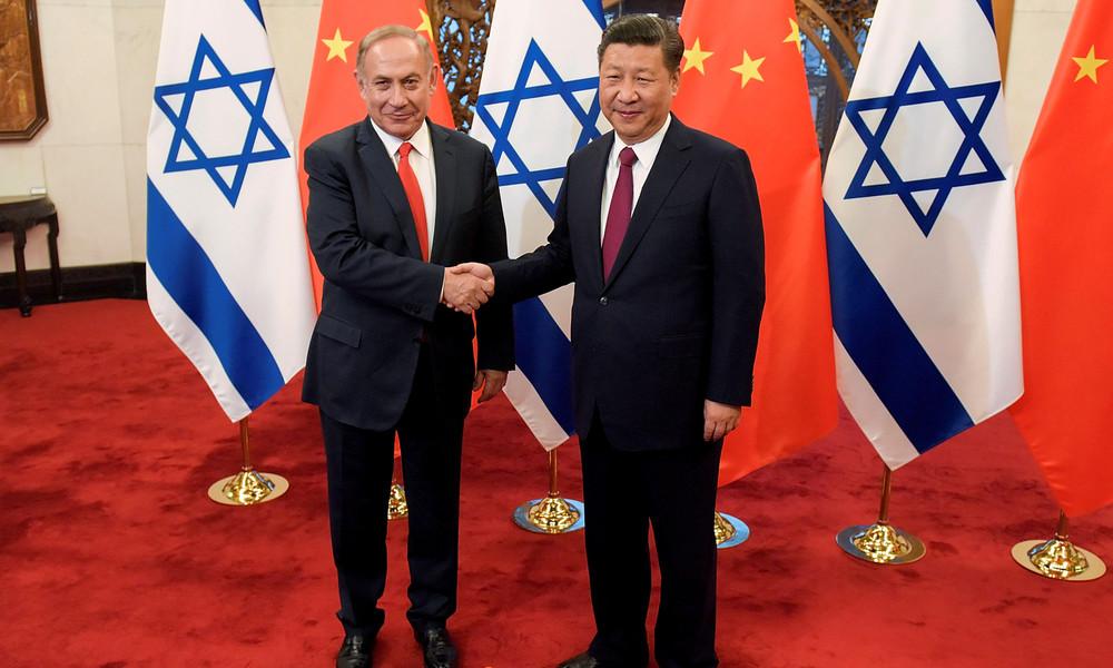 Abkommen zwischen Iran und China: USA fordern Israel zu Einstellung der Beziehungen mit Peking auf