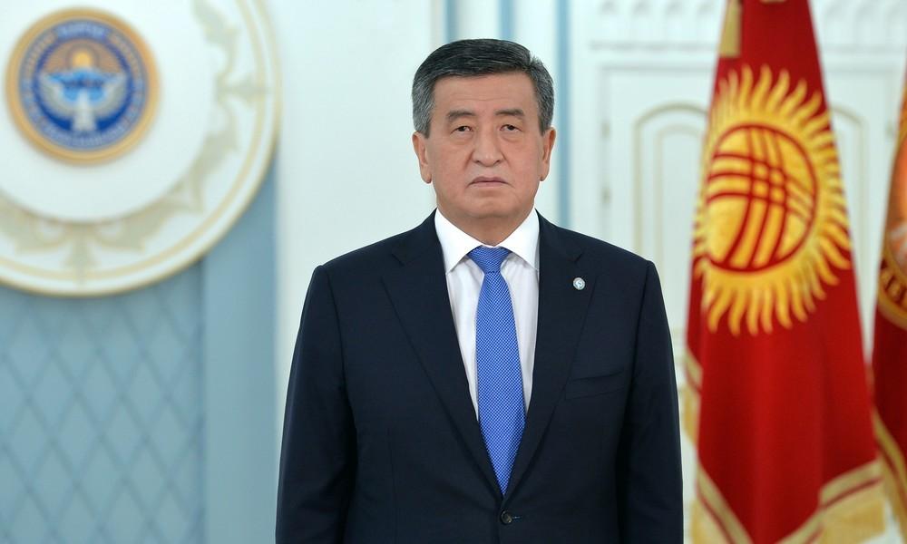 Krise in Kirgisistan: Behörden melden Staatschef und Premierminister als vermisst