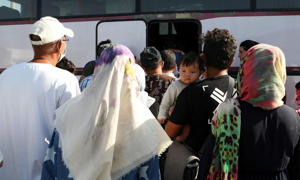 Politiker wollen Aufnahme von Migranten notfalls vor Gericht erstreiten