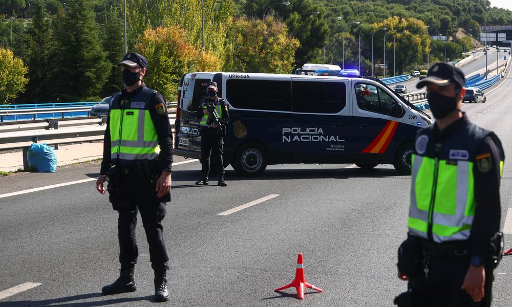 """""""Grundrechte beeinträchtigt"""": Gericht kippt teilweisen Lockdown in Madrid"""