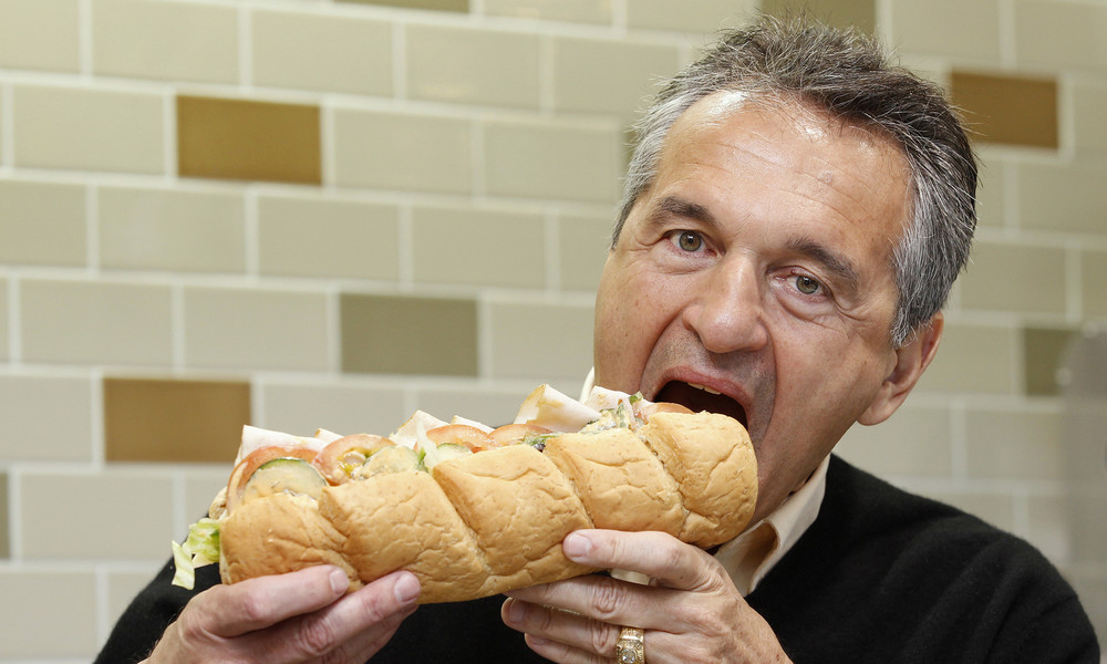 Zu viel Zucker: Subway-Sandwich ist kein Brot