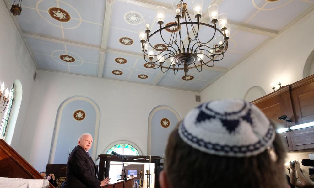 LIVE: Jüdisches Leben in Deutschland - ein Jahr nach dem Anschlag in Halle