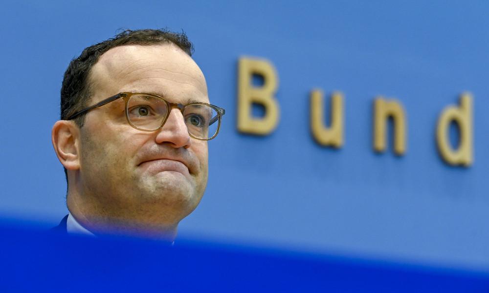 """""""Die neuen Zahlen besorgen mich sehr"""": Gesundheitsminister Spahn mahnt, die Regeln einzuhalten"""