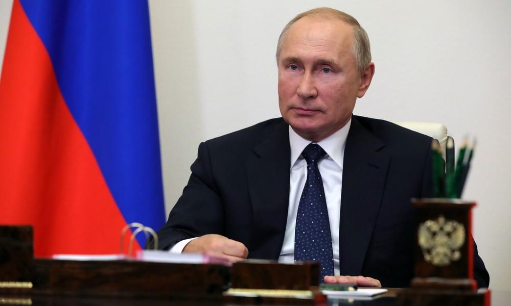 Putin ruft Konfliktparteien in Bergkarabach zu Einstellung der Kampfhandlungen auf