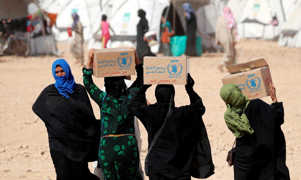 UN-Welternährungsprogramm erhält Friedensnobelpreis
