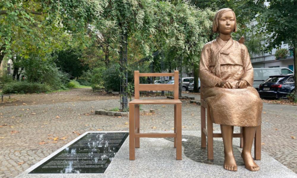 """Trostfrauen""-Statue: Berliner Bezirksamt kuscht vor japanischer Regierung"