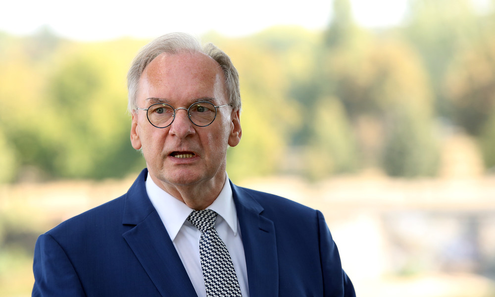 Haseloff zum neuen Präsidenten des Bundesrats gewählt