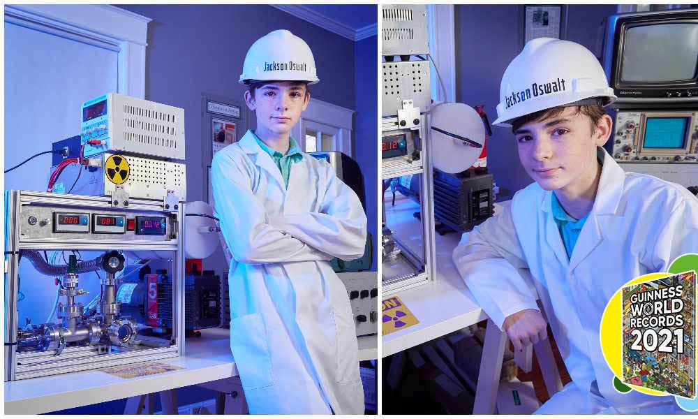USA: 12-Jähriger baut Kernfusionsreaktor im Kinderzimmer