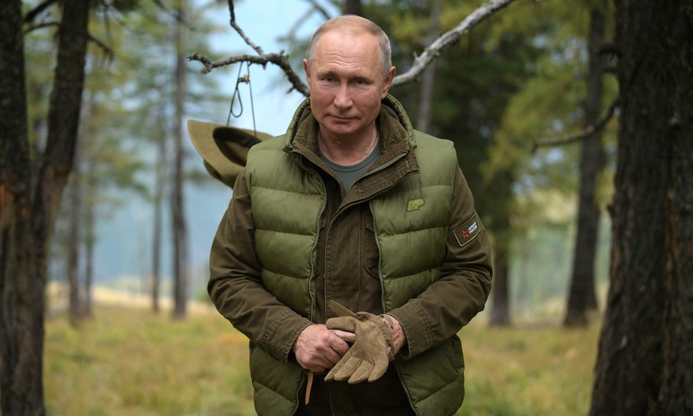 """""""Mache bei diesem Theater nicht mit"""": Putin erklärt, warum er sein Privatleben geheim hält"""