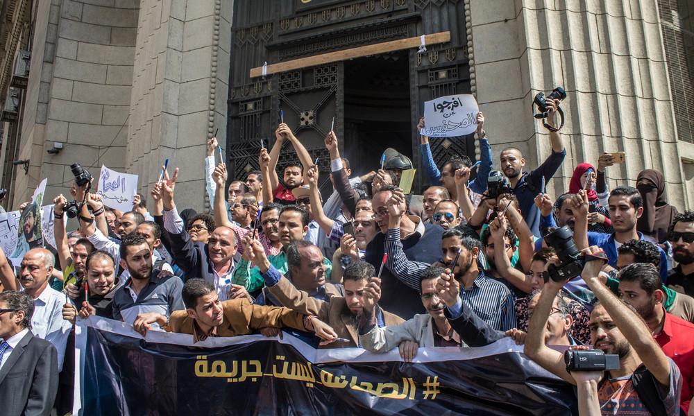 Ägypten: Anti-Terror-Gesetze sollen neben Terroristen auch Systemkritiker brechen