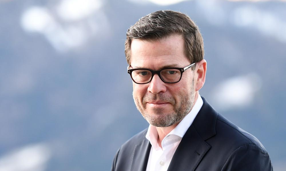 Guttenberg beriet Merkel beim Einsatz für Wirecard während China-Reise