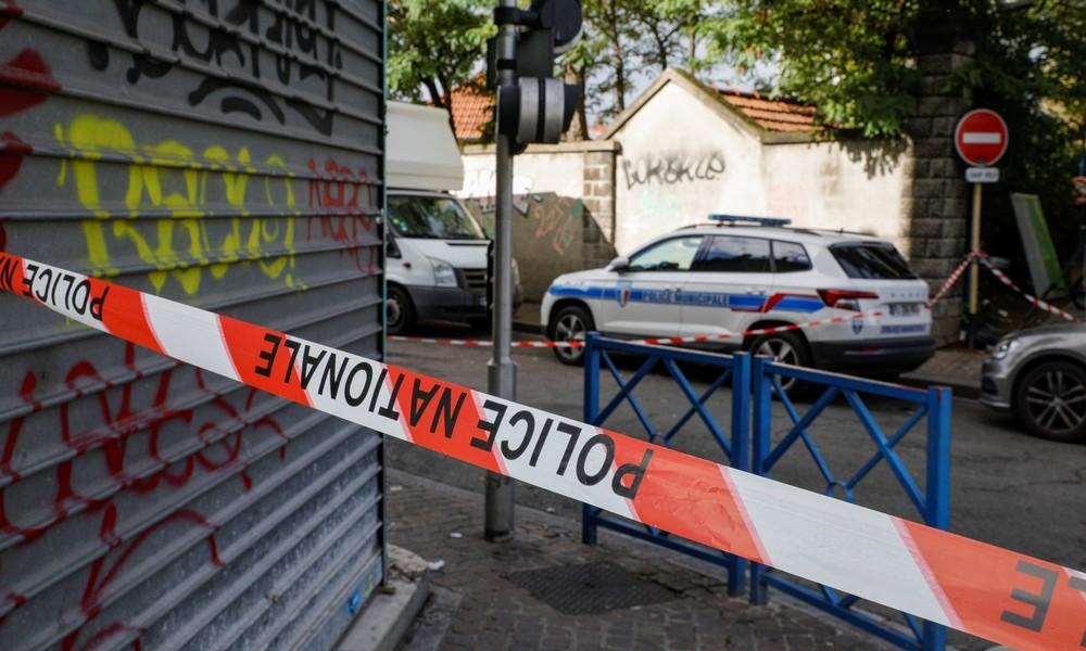 """""""Antipolizeiliche Stimmung"""": Dutzende stürmten Polizeistation in Pariser Vorort"""