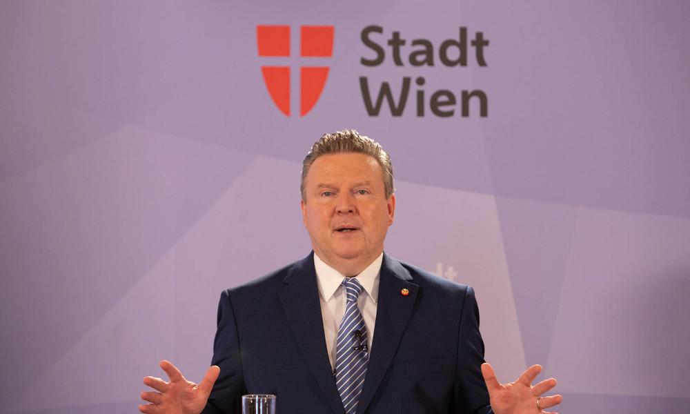 Hochrechnung zu Landtagswahl in Wien: SPÖ liegt vorn