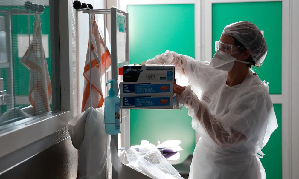 Umfrage: Mehrheit des französischen Krankenpflegepersonals am Rande eines beruflichen Burn-out