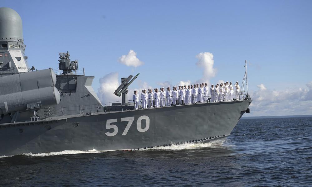 Russland und Ägypten kündigen gemeinsame Militärübungen im Schwarzen Meer an