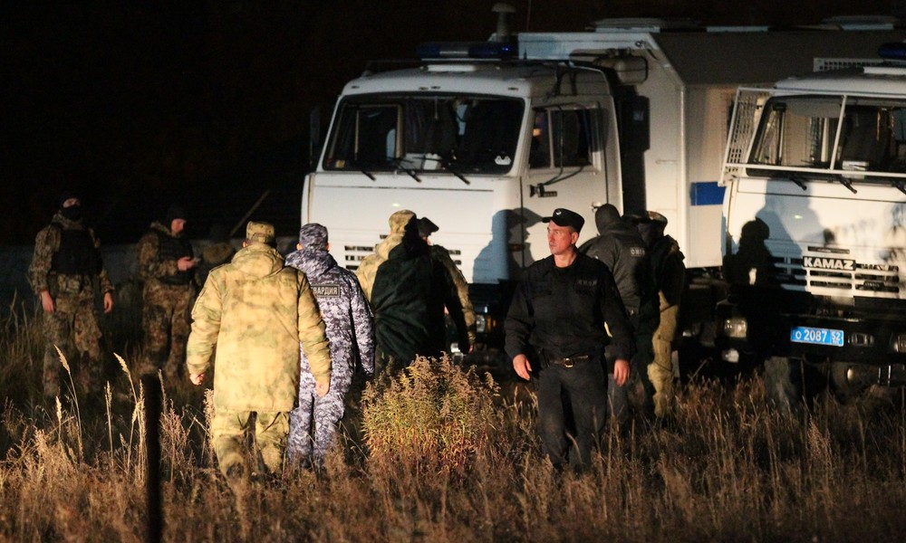 Russland: 18-Jähriger erschoss vier Menschen, darunter seine Großmutter – Täter noch auf der Flucht
