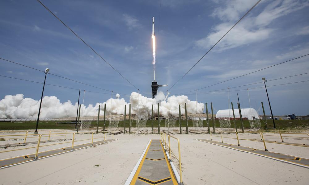 Nach Afghanistan in einer Stunde: Pentagon will mit SpaceX eine neue Schwerlastrakete bauen