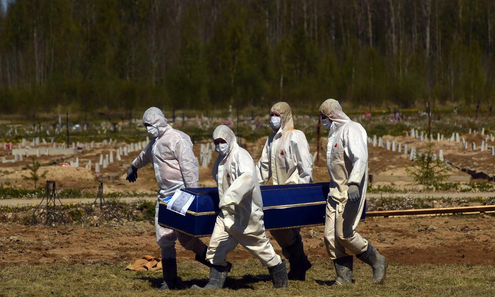 """Mann in Sibirien verlässt nach """"Corona-Tod"""" das Krankenhaus – Familie verlangt Schadensersatz"""