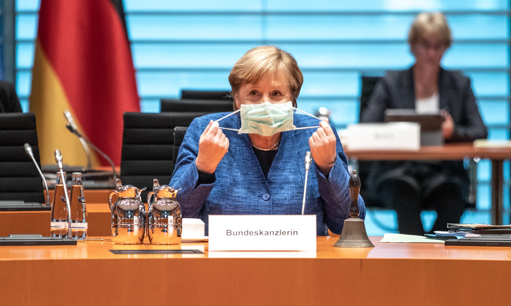 """""""Historische Dimension"""": Merkel lädt Länderchefs zu Corona-Konferenz – Streit um Beherbergungsverbot"""