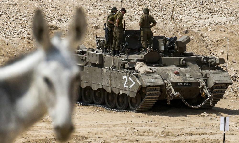 Israel: Mehrere Soldaten bei Kantinenschlägerei verletzt