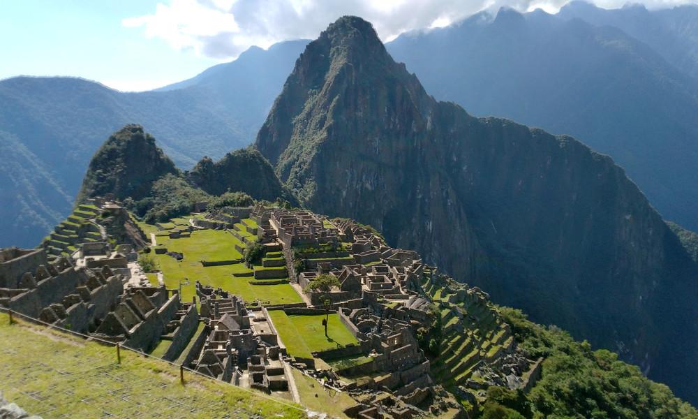 Ausdauer wirkt Wunder: Wegen Corona gestrandeter Japaner darf alleine Machu Picchu besichtigen