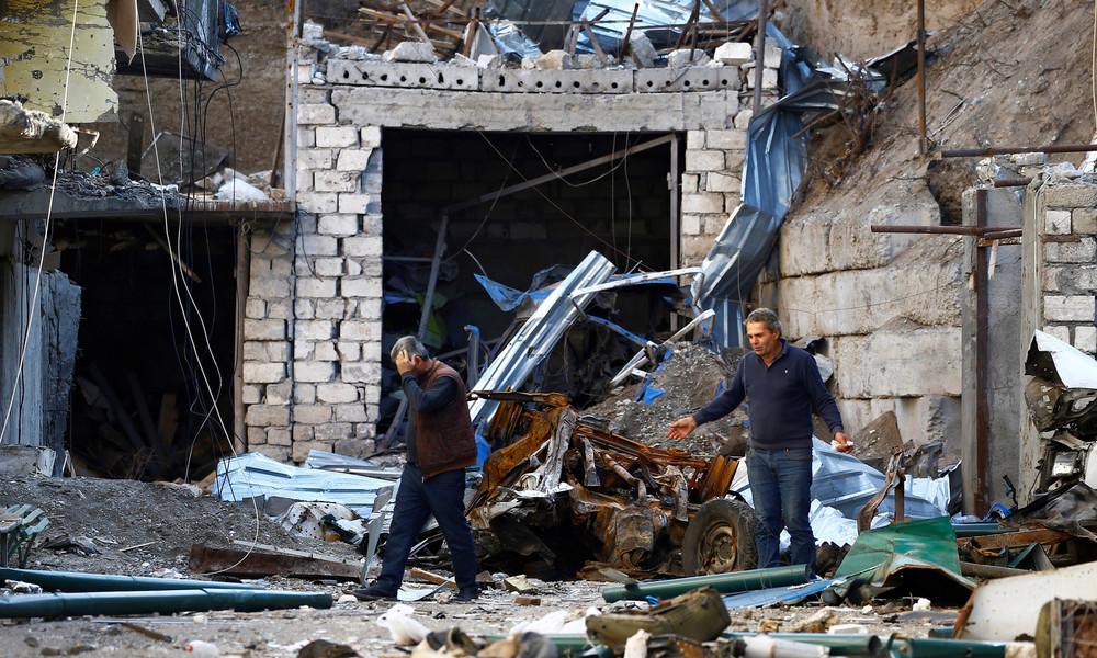 Nach angeblichem Angriff: Jerewan beansprucht Recht, jedes Ziel innerhalb Aserbaidschans anzugreifen