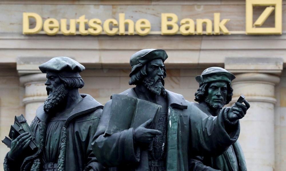 Ermittlungen wegen Geldwäsche eingestellt: Deutsche Bank kommt mit einem blauen Auge davon