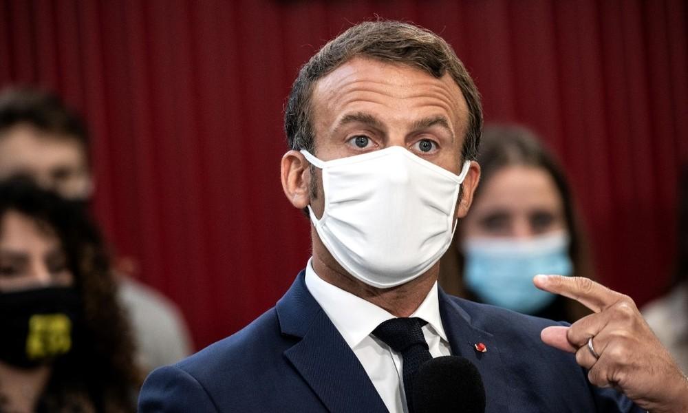 Frankreich: Lehrer bekamen mit umstrittenem Nanosilber behandelte Masken