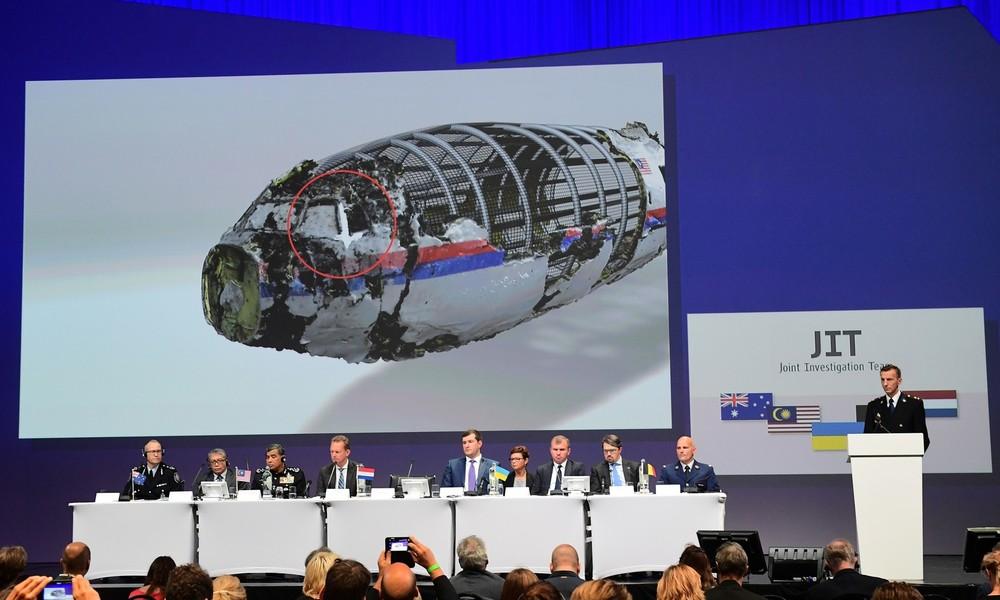 Moskau zur MH17-Untersuchung: Keine weiteren Gespräche mit Australien und den Niederlanden
