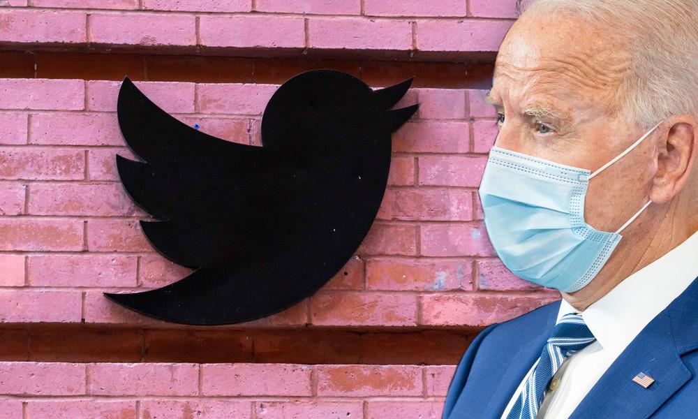 Vorwürfe gegen Twitter: Sperre von Bericht über Joe Biden sorgt für Auseinandersetzungen