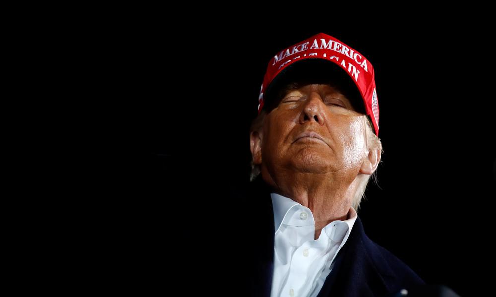 New York Times gibt zu: Keine Beweise, dass Trump Russland Geld schuldet