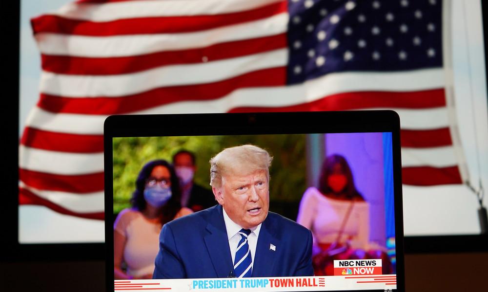 Trump: Ja zur friedlichen Machtübergabe – Nein zum Sturzversuch eines legitim gewählten Präsidenten