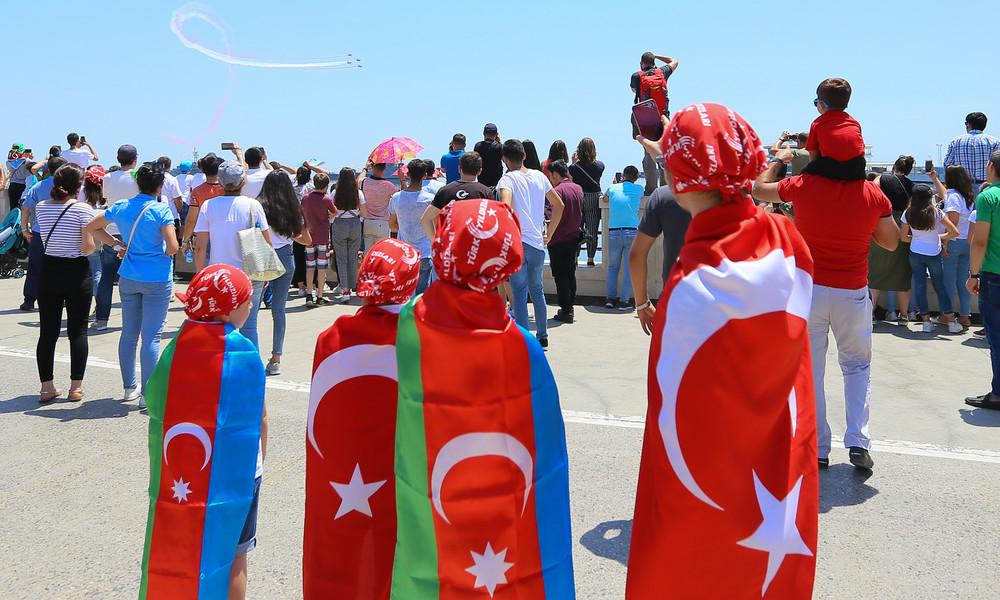 Bergkarabach: Maximum türkischer Waffenverkäufe an Aserbaidschan vor Ausbruch des Krieges