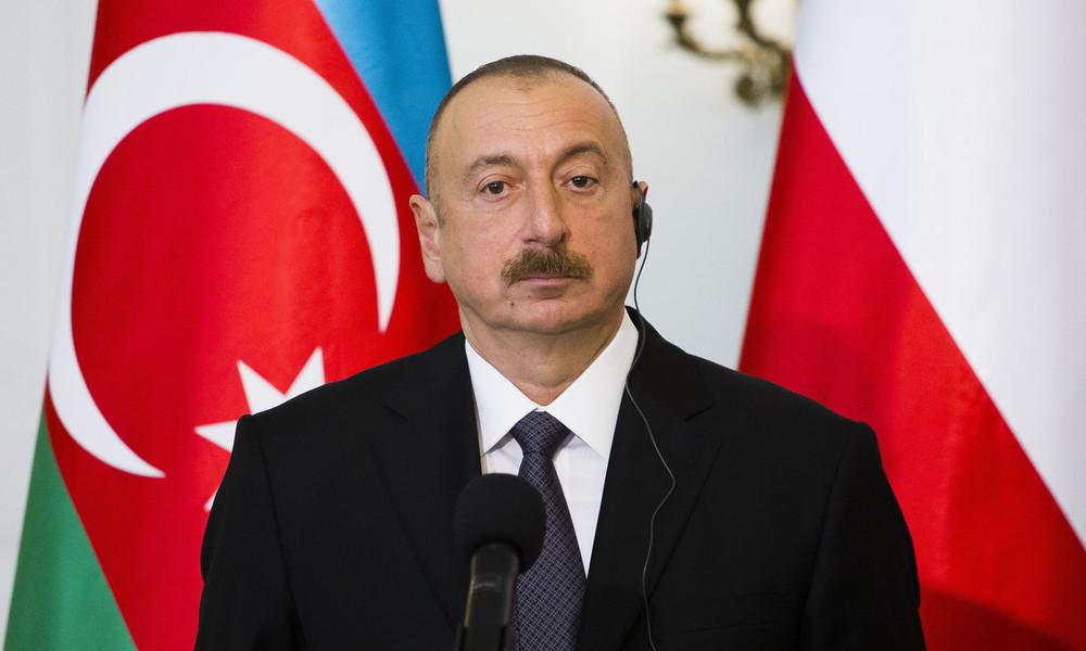 Baku: Unabhängigkeit von Bergkarabach ist rote Linie