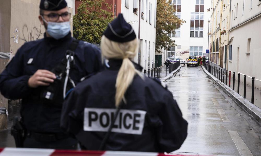 Frankreich: Mann auf offener Straße enthauptet