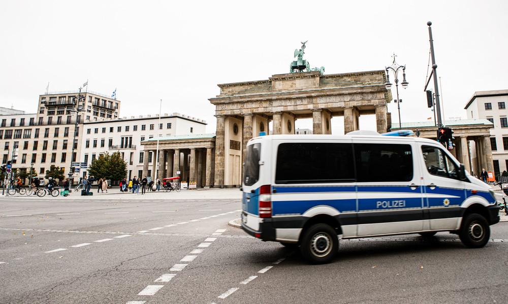 """Deutsche Polizei betrachtet 91 Rückkehrer aus Syrien und dem Irak als """"Gefährder"""""""