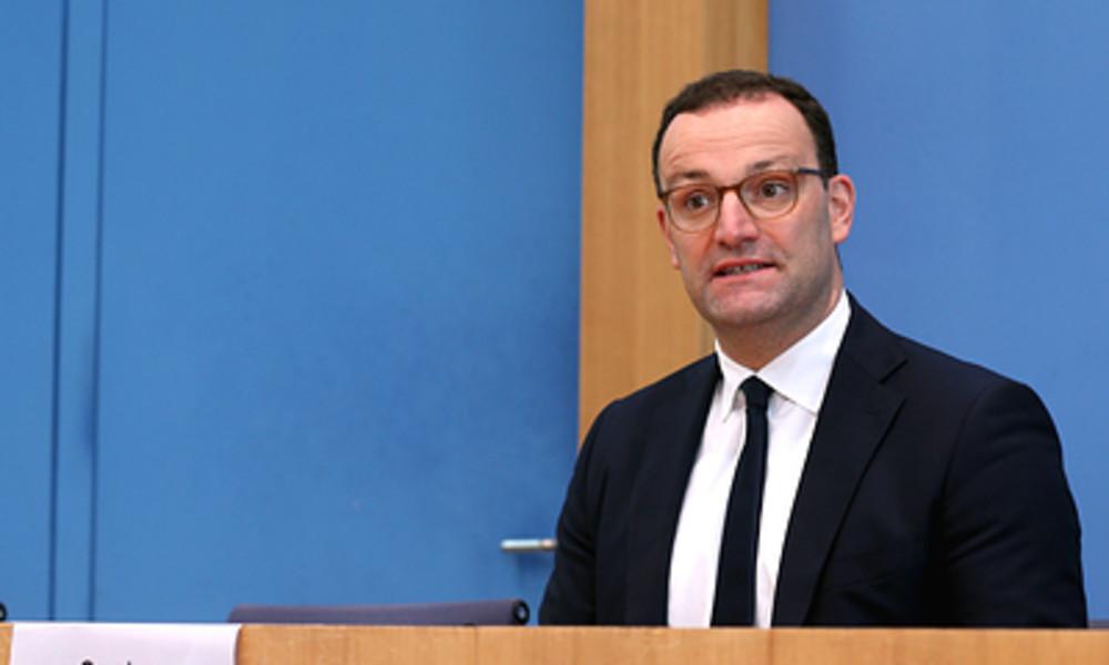 Umfrage: Spahn bei Frage zu CDU-Vorsitz vorn – Söder bei K-Frage