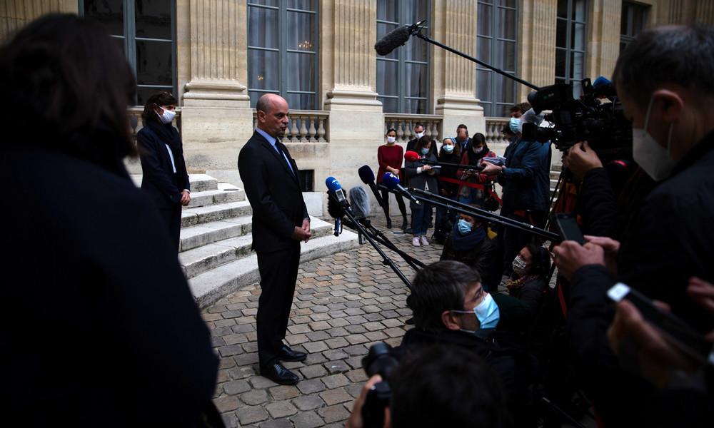 """Frankreich nach Mord an Lehrer – """"Laizität ist die Grundlage unserer Werte"""""""