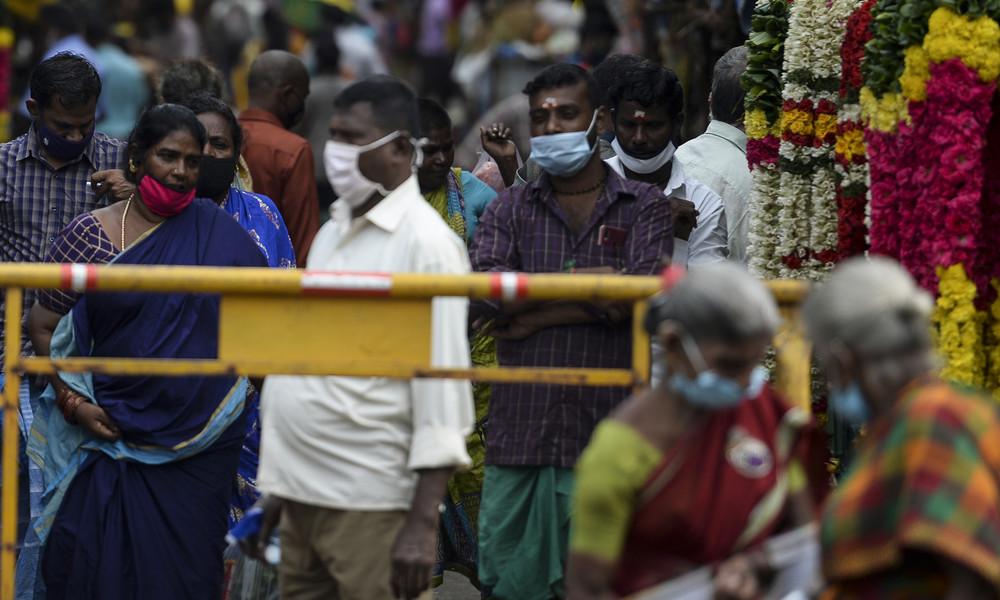 Indien gibt grünes Licht für Studie an Corona-Impfstoff aus Russland