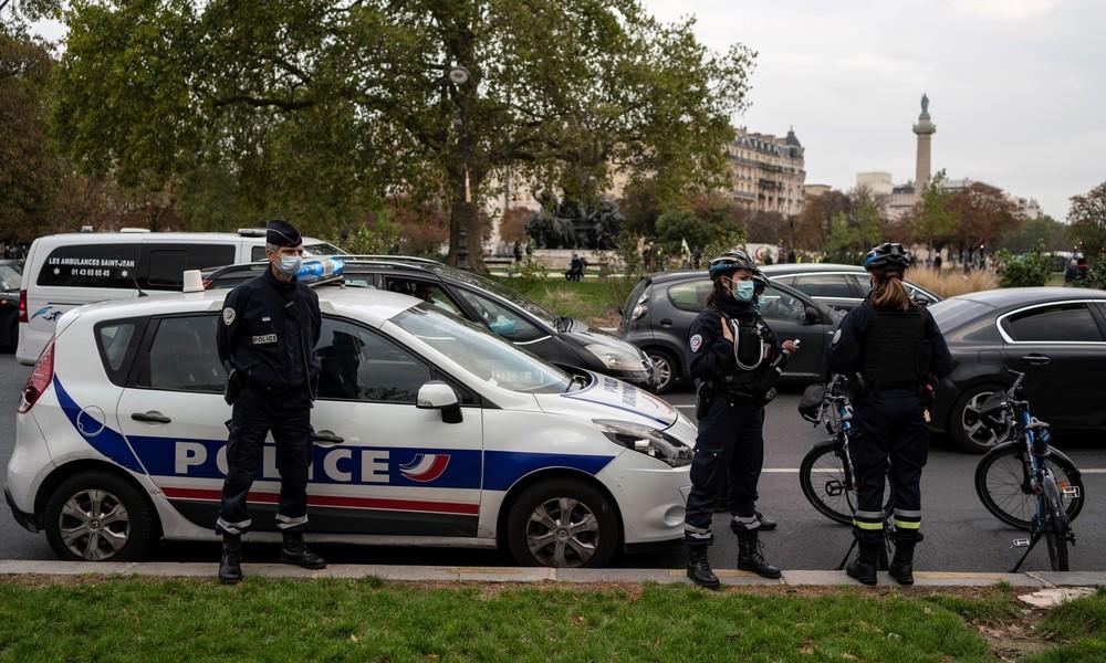 Elf Festnahmen nach Mord in Conflans-Sainte-Honorine: Polizei nimmt Freund des Attentäters fest