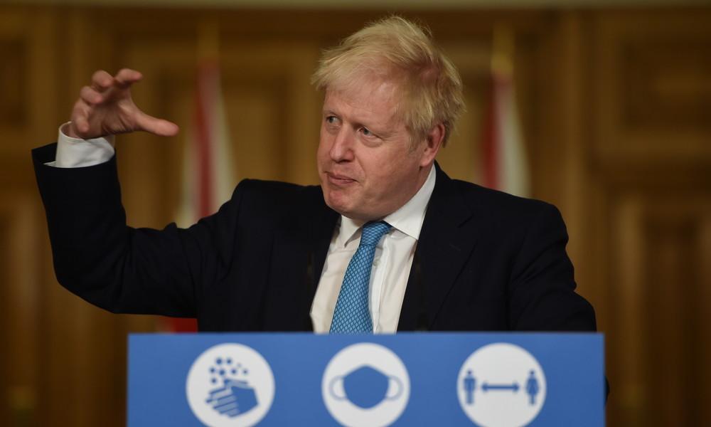 Medienberichte: Britischer Premier Boris Johnson plant Rücktritt wegen zu niedrigem Gehalt