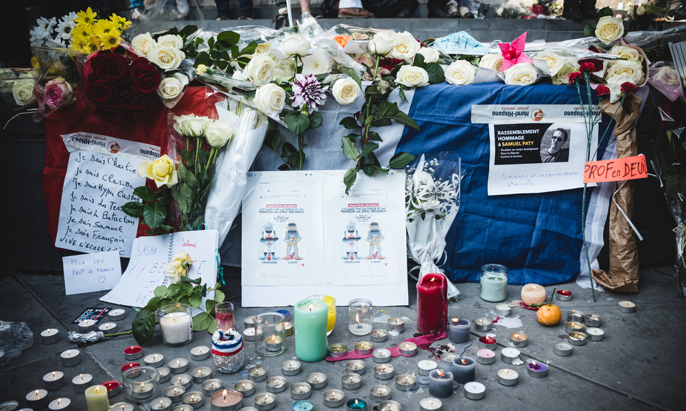 Nach Mord an Lehrer: Frankreich will 231 mutmaßliche Extremisten ausweisen