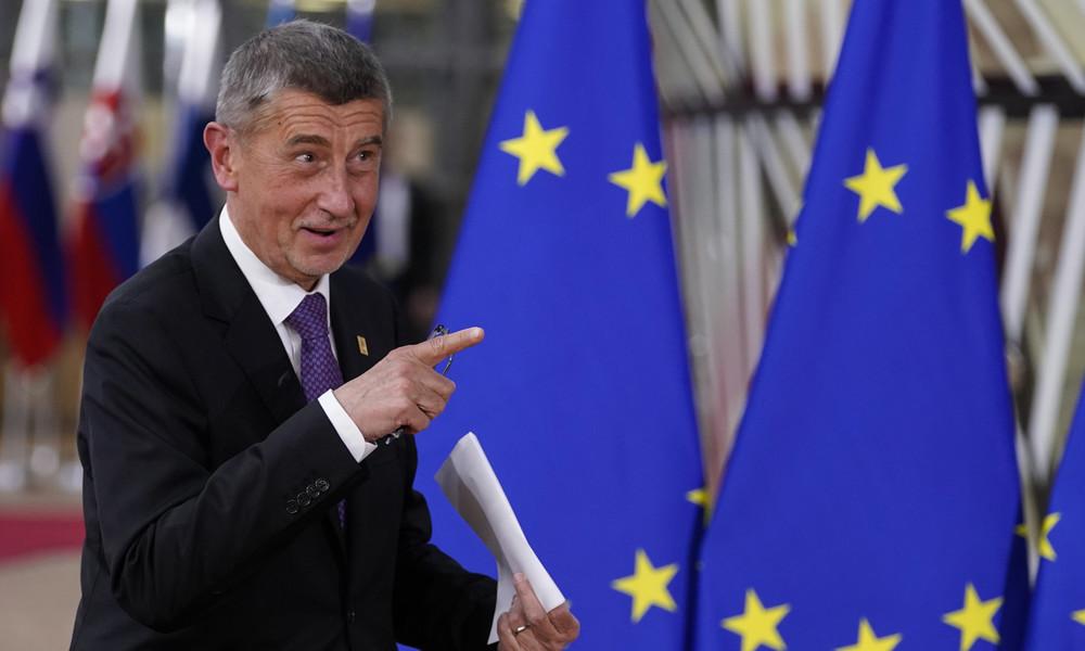 """Arbeitsministerin Tschechiens bezeichnet eigenen Premierminister als """"Idiot"""""""