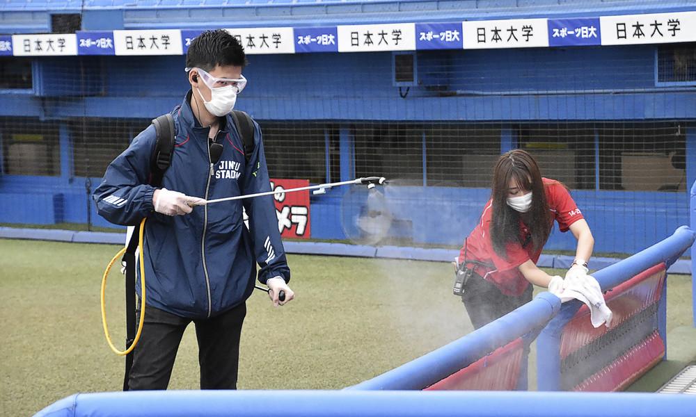 Großveranstaltungen in Zeiten von Corona: Japan plant Testlauf mit 27.000 Menschen