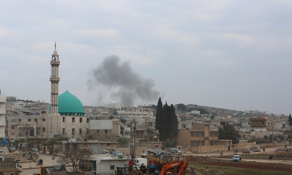 Türkei räumt ihren größten militärischen Posten im Nordwesten Syriens