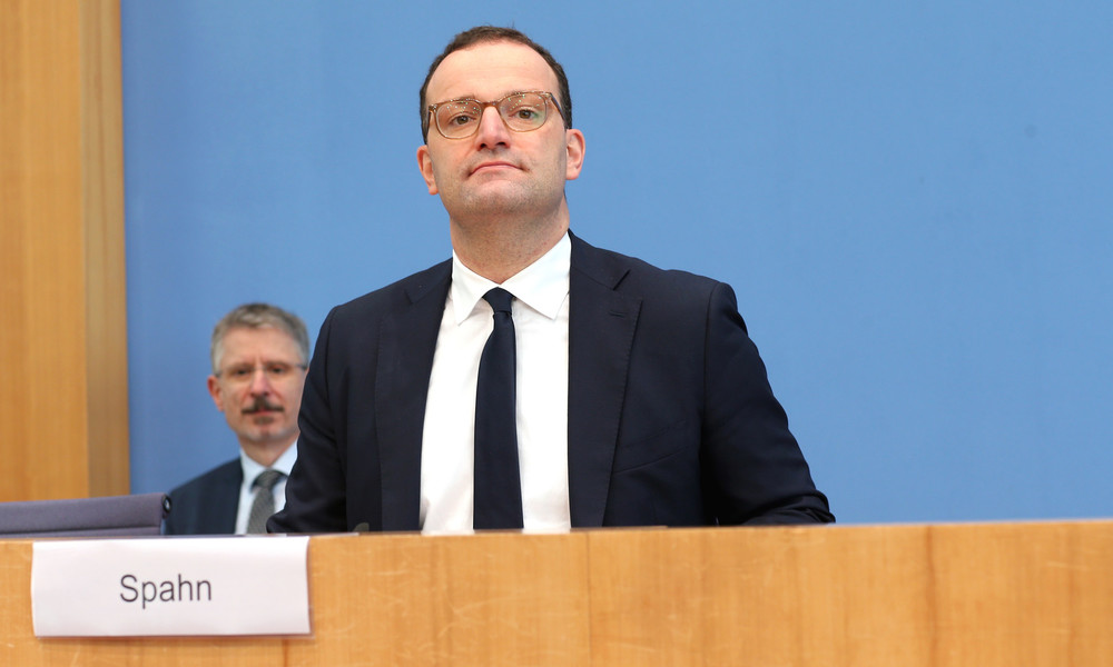 """Spahn will zeitlich unbegrenzte Machtbefugnisse – Corona-Sonderrechte sollen """"verstetigt"""" werden"""