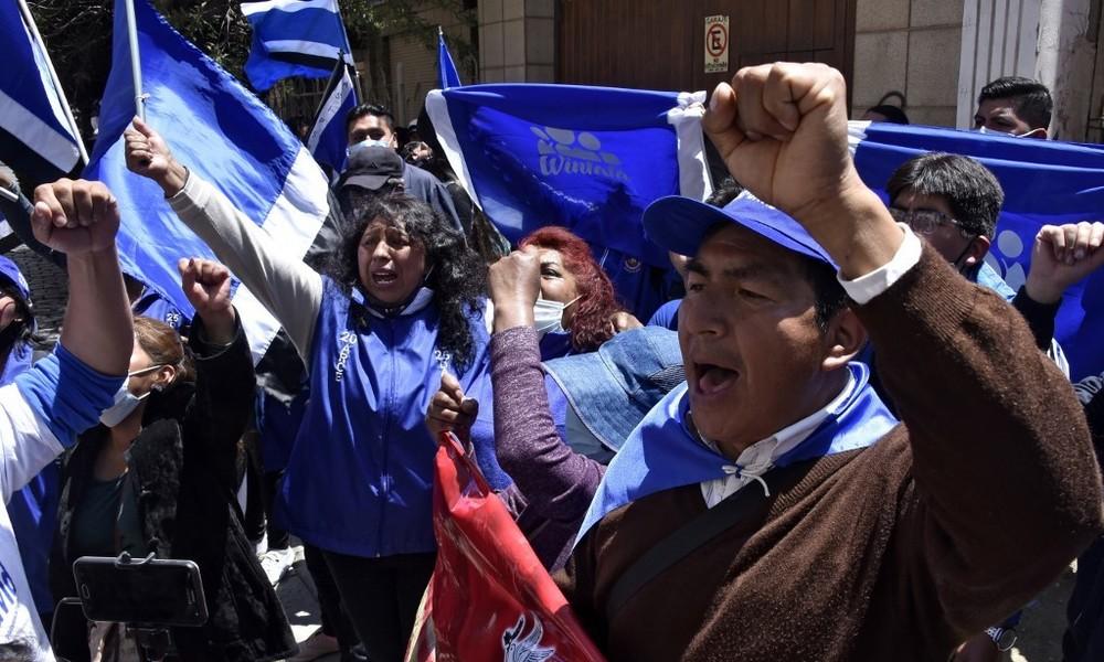 Der US-unterstützte Putsch ist an der Einigkeit der Bolivianer gescheitert