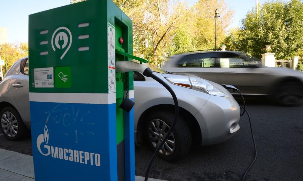 Russland: Verkäufe von Elektroautos vervierfachen sich im Vergleich zum vorigen September