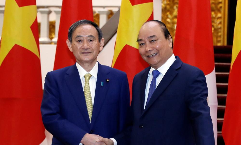 """""""Freier und offener Indopazifik"""": Japan und Vietnam planen Rüstungsabkommen"""